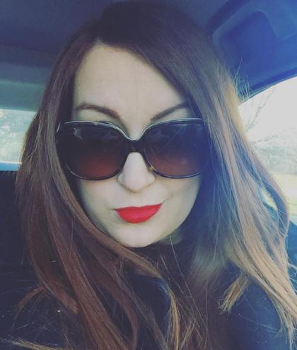 Cheryl Harrison selfie