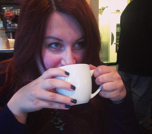 cheryl harrison coffee